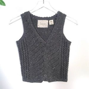 URBAN OUTFITTERS Knit Sweater Vest Tank top Small